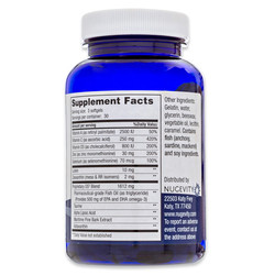 OS2® Supplement Facts