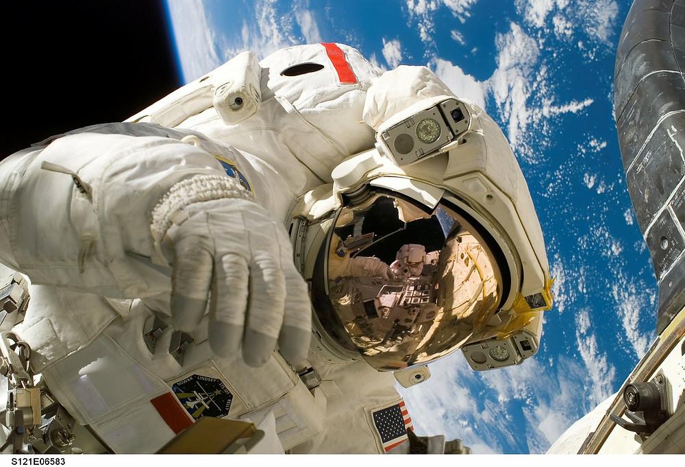 space astronaut NASA