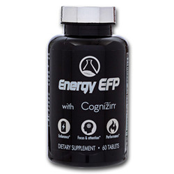 Energy EFP with Cognizin