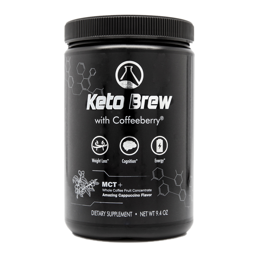 Keto Brew with Coffeeberry