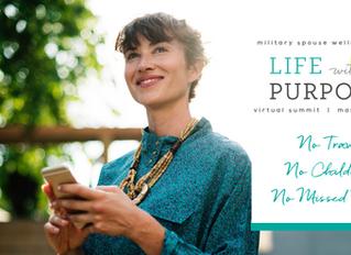 LIFE @ PURPOSE