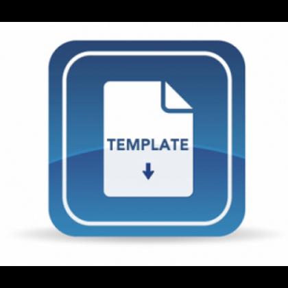 ST-003 GSA Price Proposal Template