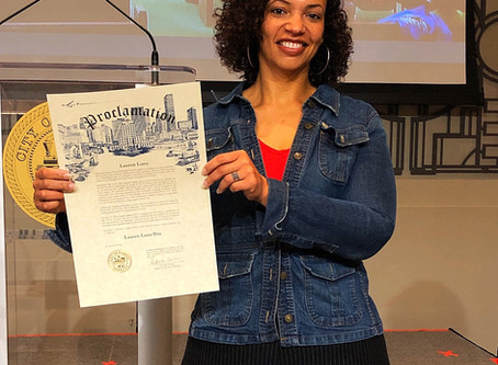 July 11th, Lauren Luna Day