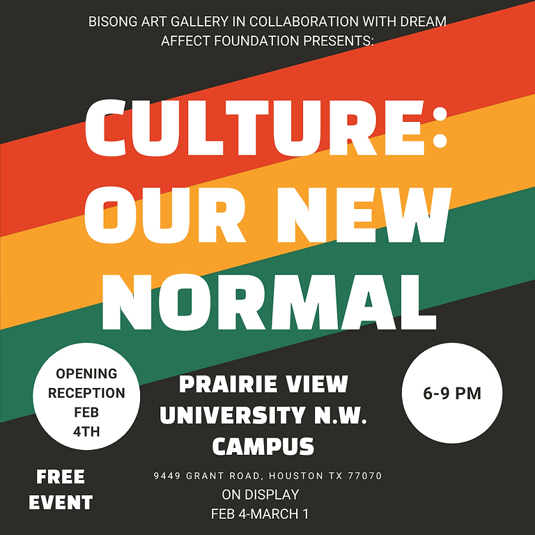Culture: Our New Normal