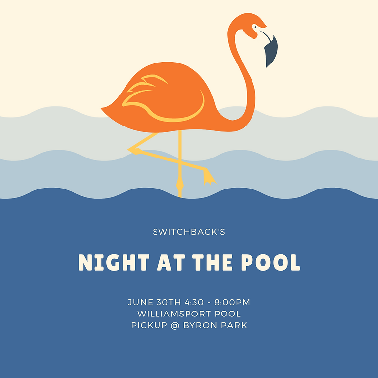 Night at the Pool