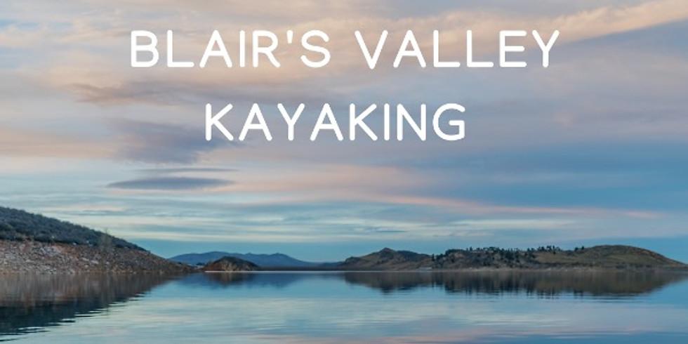 Blair's Valley Kayaking