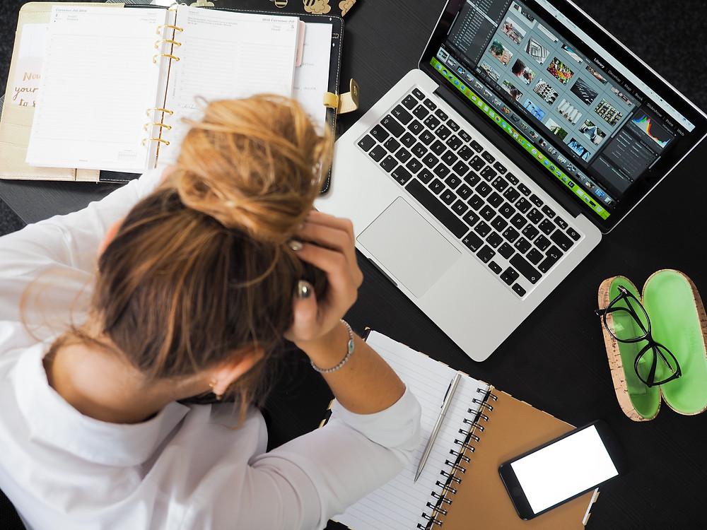 Les signes du stress au travail