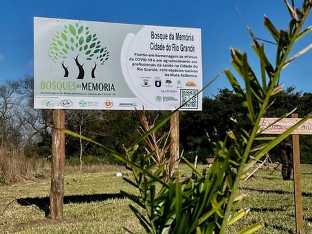 Bosque da Memória Cidade do Rio Grande/RS