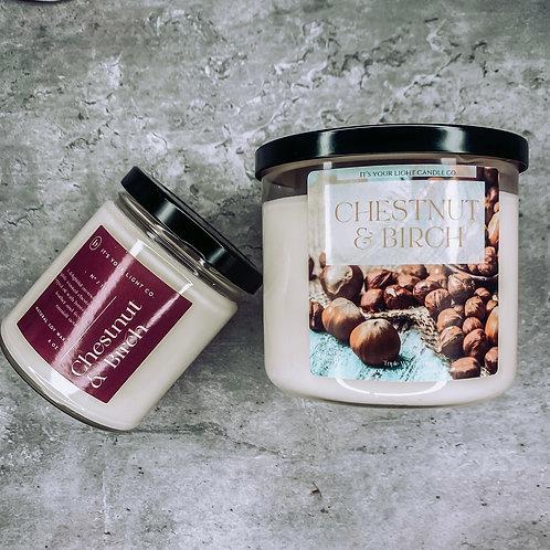 Chestnut & Birch