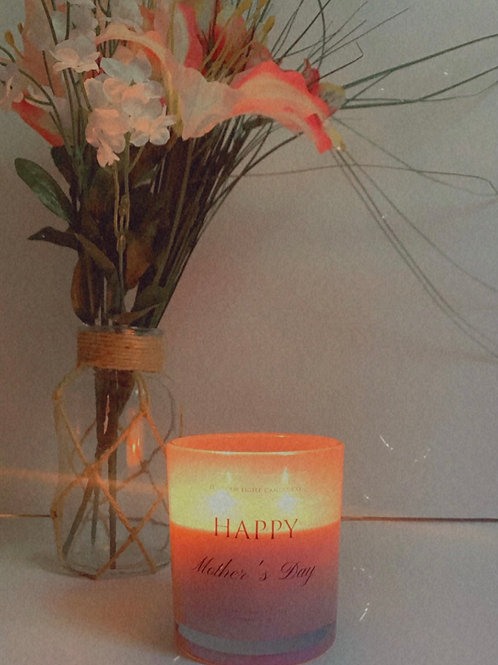 For Mom Candle