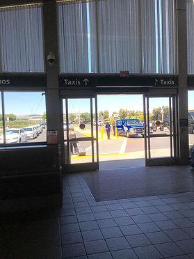 Exit Terminal B SMF