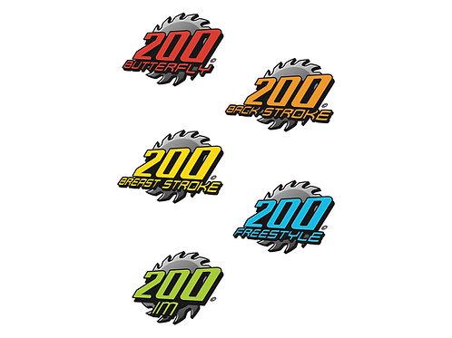 Rip Saw 200's