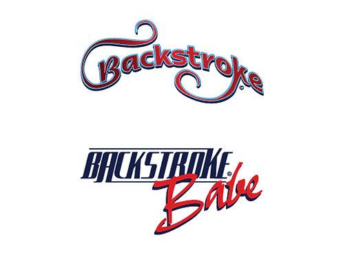 Back Stroke Babe