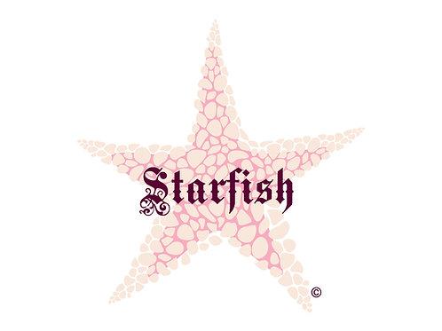 Starfish Lt Pink