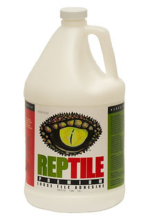 1 Gallon Reptile Premium Loose Tile Repair, Wood Floor and Craft  Adhesive