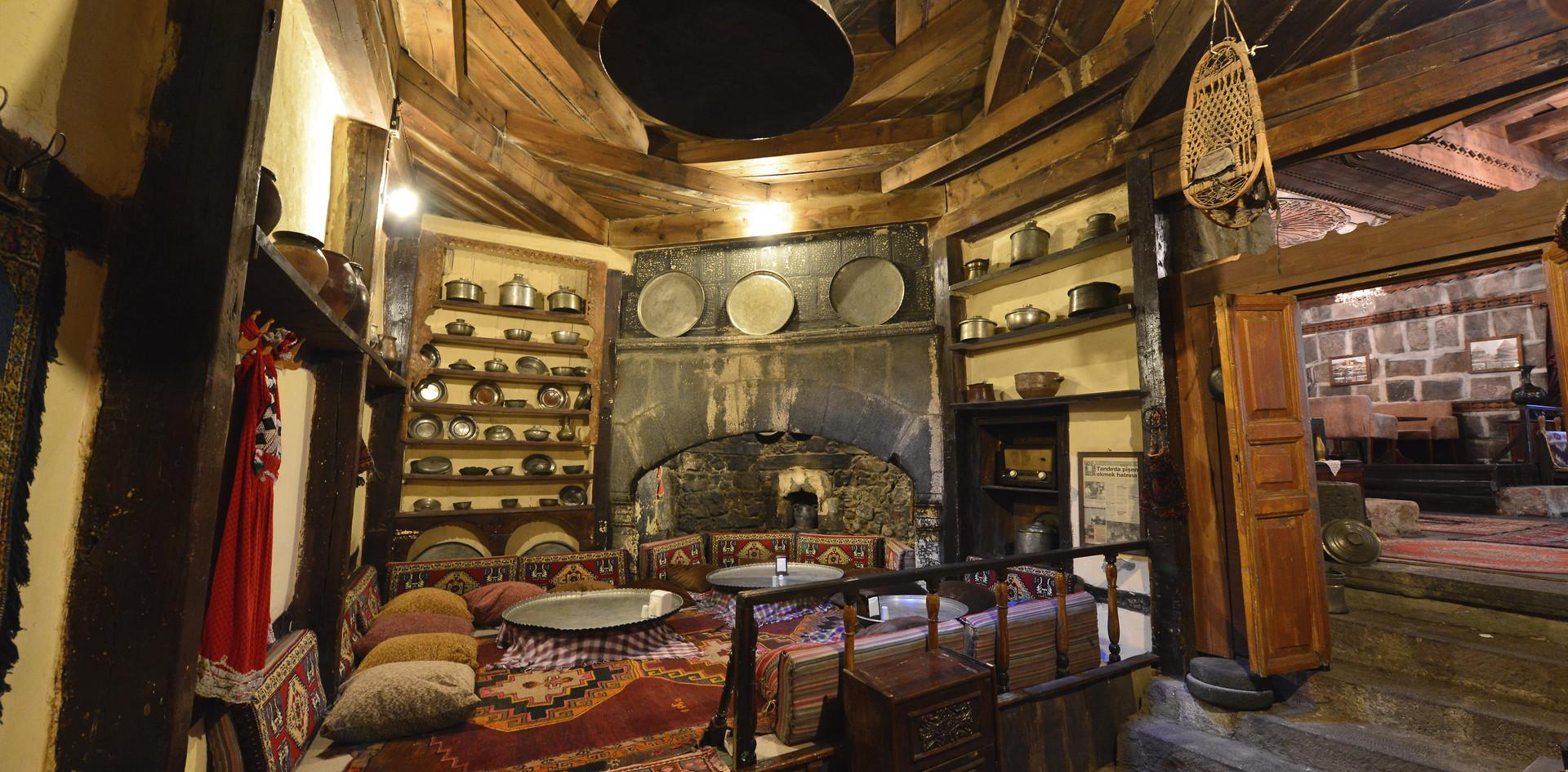 Tarihi Erzurum Evleri Restaurant