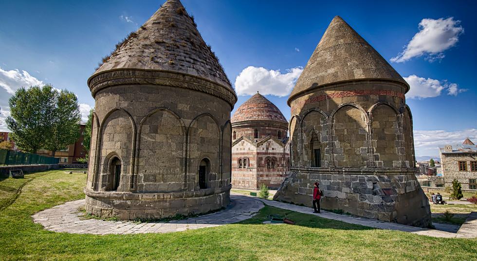 Abdurrahman Tomb in Erzurum City | Silk Road Moments