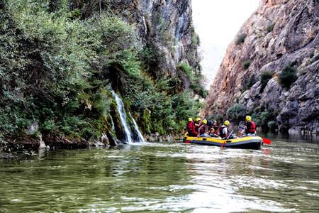 Water Rafting in Turkey