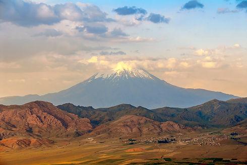 Agri, Turkey - 02 September, 2009: Mount