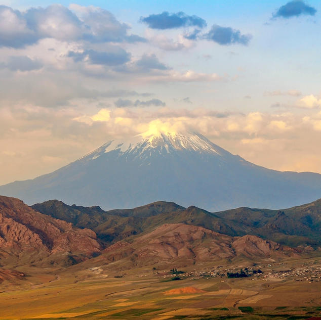 7 Day Mount Ararat Hike