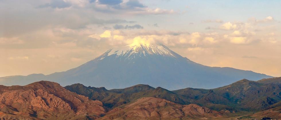 Mount Ararat | Tallest Mountain In Turkey