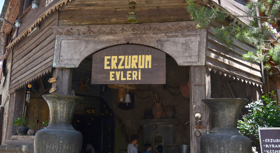 Tarihi Erzurum Evleri Restaurant Müze