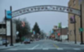 Down town Auburn Wa
