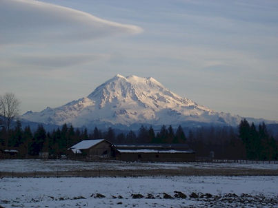 Graham View of Mount Rainier