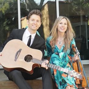 Violin / Guitar Duo