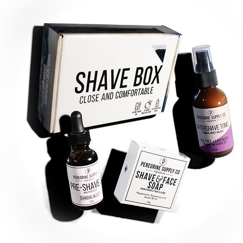 Men's Shave Box
