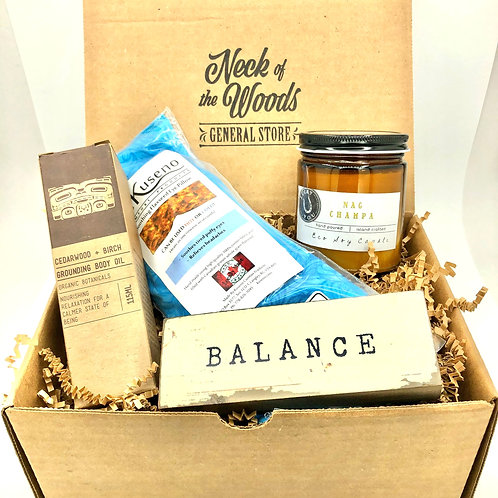 Finding Balance Gift Pack
