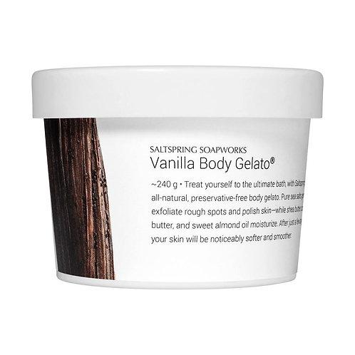 Vanilla Body Gelato