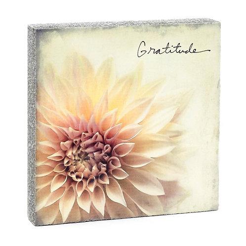 """Gratitude"" Mini Art Block"