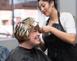 Highlights @ High Street Hair