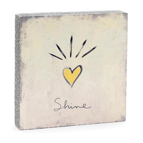 """""""Shine"""" Mini Art Block"""