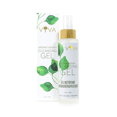 Aromatherapy Facial Gel Cleanser