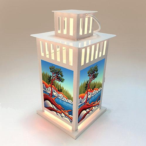 """Lighthouse Park"" Lantern"
