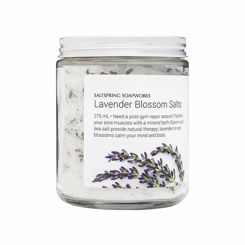 Lavender Blossom Salts