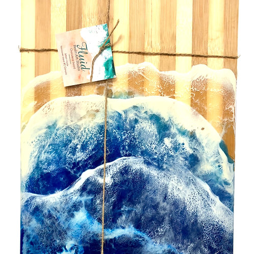 Charcuterie Wave Board