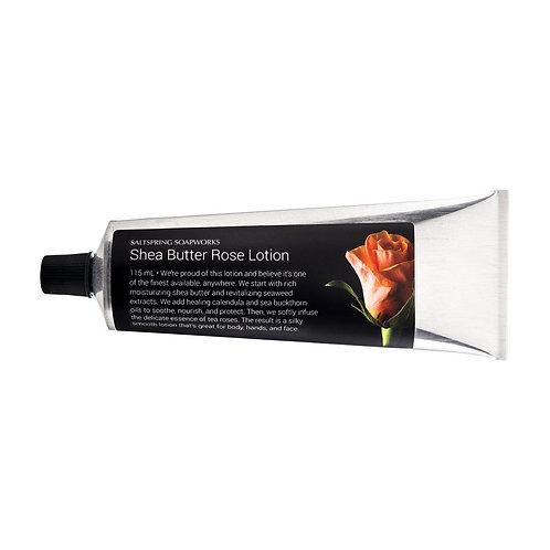 Shea Butter Rose Lotion