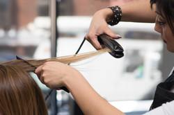 Straightening @ High Street Hair