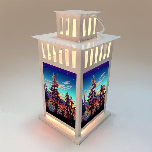 """Telegraph Cove"" Lantern"