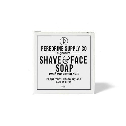 Men's Shave & Face Soap