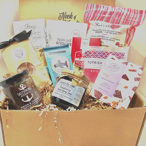 Sweet Loves Savoury Gift Pack