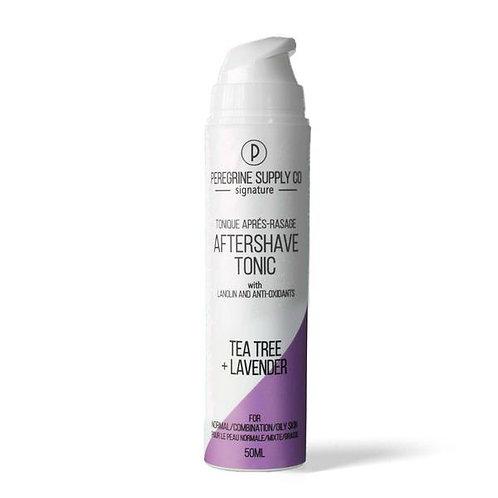 Men's Aftershave Tonic - Tea Tree & Lavender