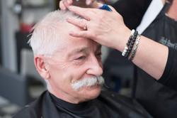 Men's haircut @ High Street Hair