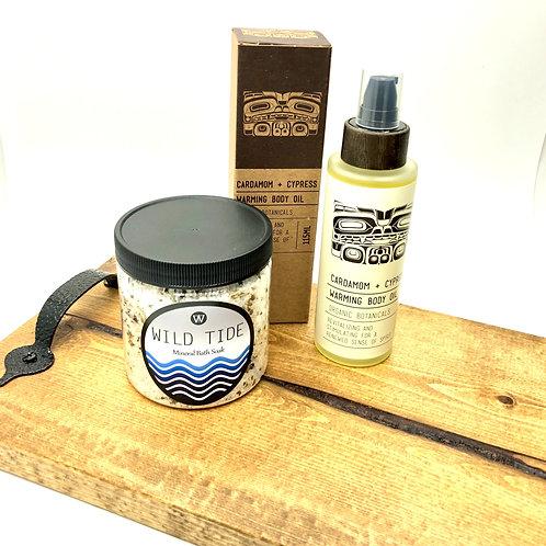 Heavenly Bath Gift Pack