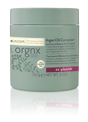 Argan Oil Complex - Intensive Repair Treatment