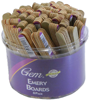 Emery Board 8 pack 48 ct