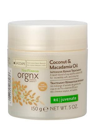 Coconut & Macadamia Oil - Intensive Repair Treatment